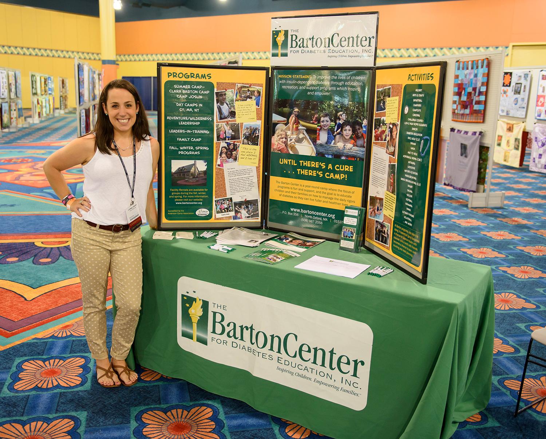 barton center diabetes camp