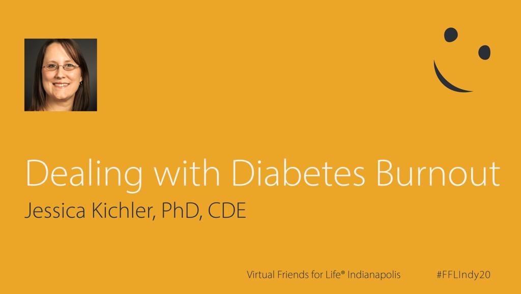 Diabetes Burnout