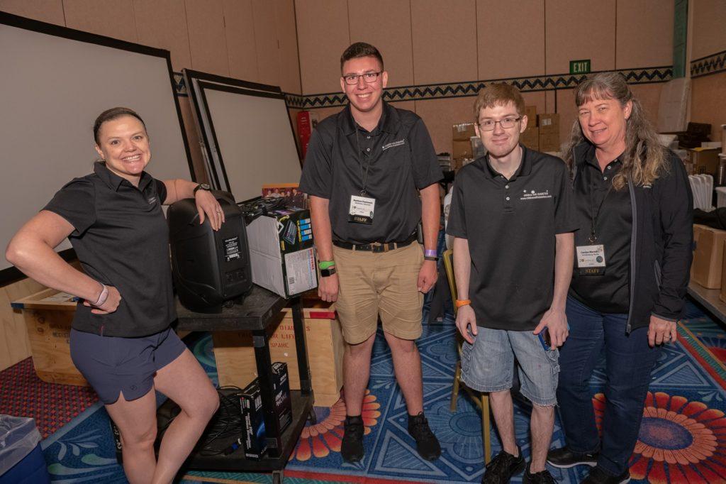 CWD staff work behind the scenes to make FFL happen