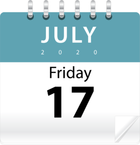 Fri July 17