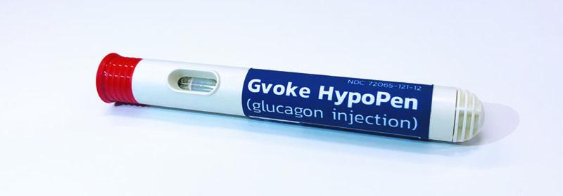 GVOKE HypoPen from Xeris Pharmaceuticals
