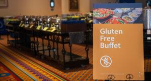 Gluten Free Buffet at FFL Orlando 2018