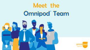 Meet Omnipod Team_Mango and Blue