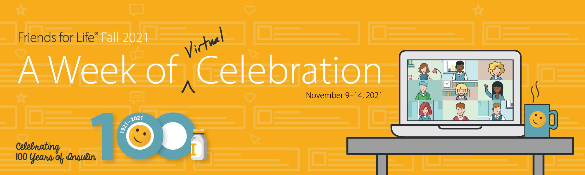 FFL Fall 2021 - A Week of Virtual Celebration
