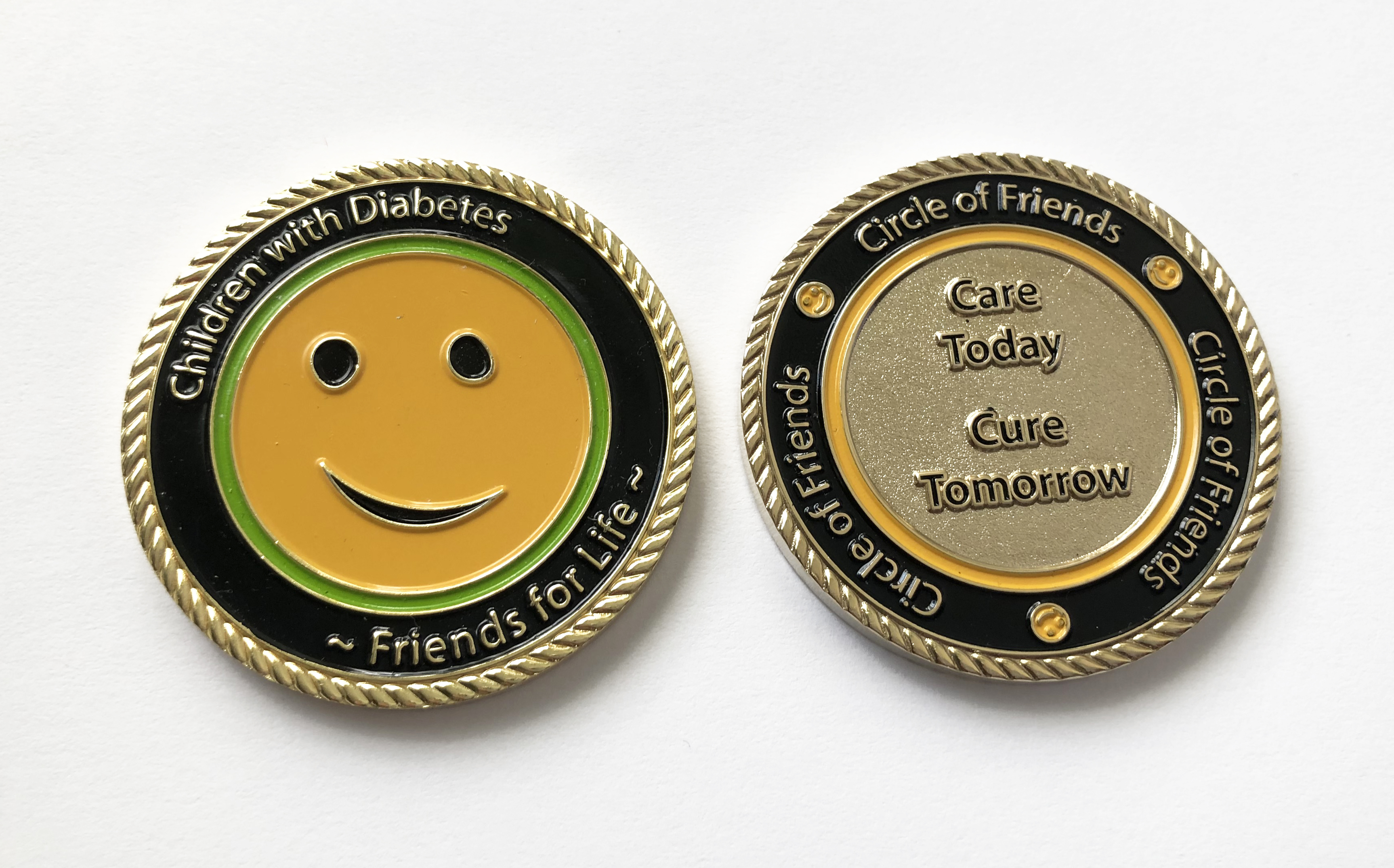 Join our Circle of Friends ... for Life!