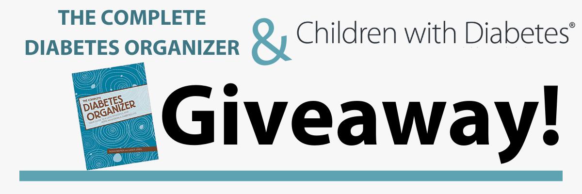 complete diabetes organizer giveaway