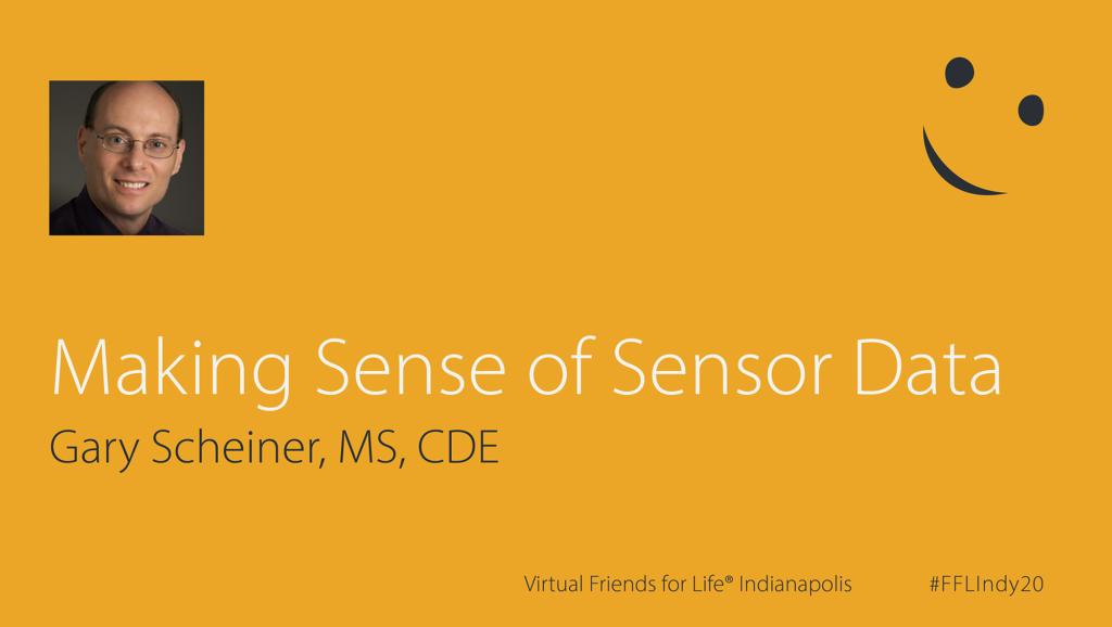 making sense of sensor data